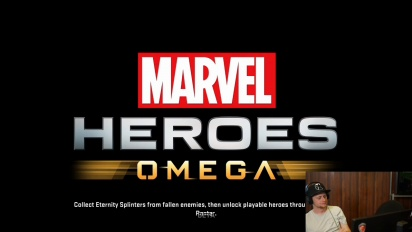 GR Liven uusinta: Marvel Heroes Omega osa 2