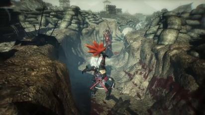 Nioh - Defiant Honour DLC -julkaisutraileri