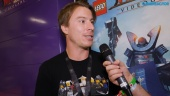 The Lego Ninjago Movie Video Game - Tim Wileman haastattelussa