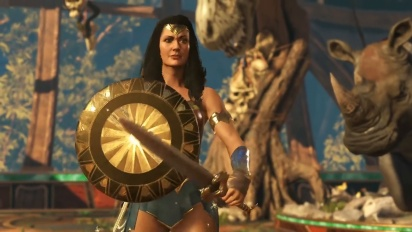 Injustice 2 - Justice League -traileri