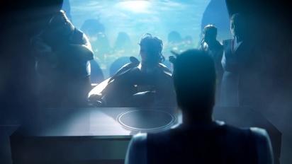 Endless Space 2 - Galactic Statecraft Update -traileri
