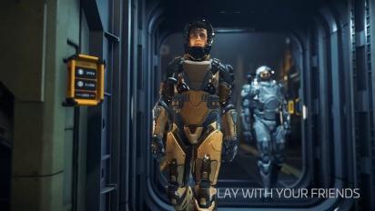 Star Citizen - Alpha 3.0 Feature -traileri