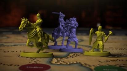 Crusader Kings - Board Game -traileri