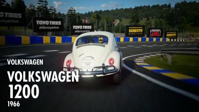 Gran Turismo Sport - elokuu 2018 -traileri