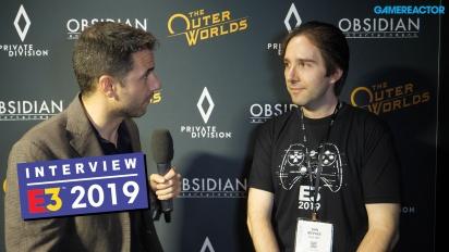 The Outer Worlds - Dan McPhee haastattelussa