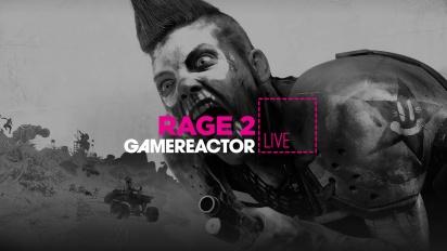 GR Liven uusinta: Rage 2 - Update 2