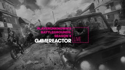 GR Liven uusinta: PlayerUnknown's Battlegrounds - Season 4