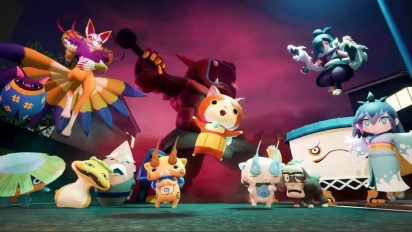 Yo-kai Watch - Nintendo Switch Version - japanilainen traileri