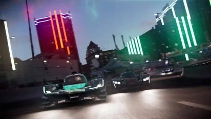 Grid - 'Get Your Heart Racing' -traileri