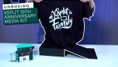 Xsplit 10th Anniversary Media Kit - Unboxing