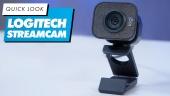 Nopea katsaus - Logitech StreamCam