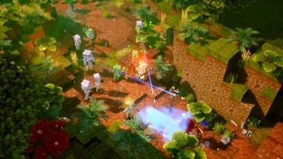 Minecraft Dungeons: Jungle Awakens - julkaisutraileri