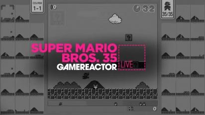 GR Liven uusinta: Super Mario Bros. 35