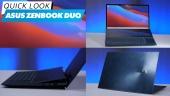 Nopea katsaus - ASUS ZenBook Duo