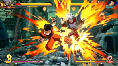 Dragon Ball FighterZ - Super Baby 2 Gameplay