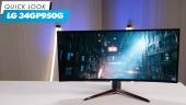 Nopea katsaus - LG 34GP950G
