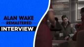 Alan Wake Remastered - Thomas Puha & Vida Starcevic haastattelussa