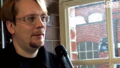 Alan Wake interview