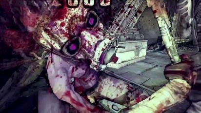 Borderlands 2: Psycho Pack -julkaisutraileri