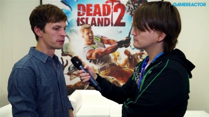 Dead Island 2 - Bernd Diemer -haastattelu