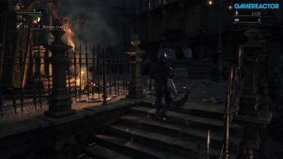 Bloodborne - Ensimmäiset 30 minuuttia