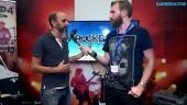 Rock Band 4 -julkaisuhaastattelu