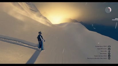 Steep - E3 16 Gameplay Walkthrough