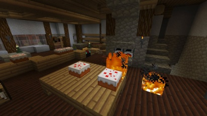 Minecraft - Great Fire of London Stage 2 -traileri