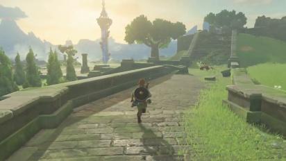 The Legend of Zelda: Breath of the Wild - Combat -pelikuvaa