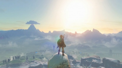 The Legend of Zelda: Breath of the Wild - World -pelikuvaa
