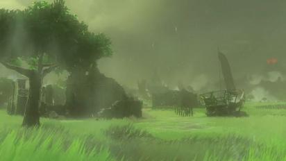 The Legend of Zelda: Breath of the Wild - Dynamic Weather -esittely
