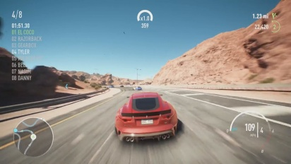 Need for Speed Payback - virallinen ykslöintitraileri