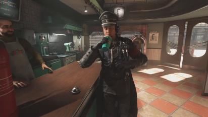 Wolfenstein II: The New Colossus - Diner-pelikuvatraileri