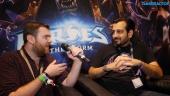 Heroes of the Storm - Alan Dabiri haastattelussa