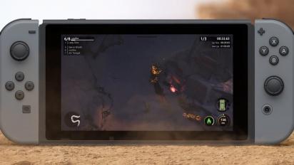 Mantis Burn Racing - Nintendo Switch -kiusoittelutraileri