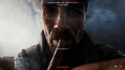 Battlefield V - kiusoittelupätkä