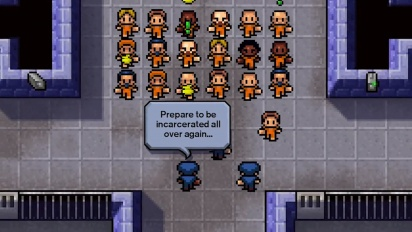 The Escapists: Complete Edition - Nintendo Switch -traileri