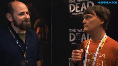 The Walking Dead: The Final Season - Brodie Anderson haastattelussa