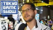 N1RV ANN-A: Cyberpunk Bartender Action - Fernando Damas haastattelussa