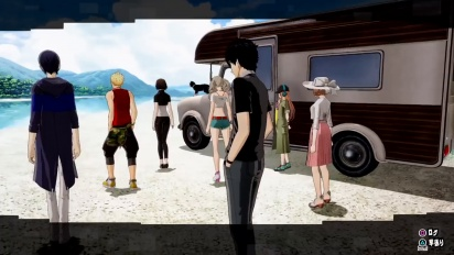 Persona 5 Scramble: The Phantom Strikers - Ryuji Character Trailer (japaniksi)