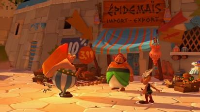 Asterix & Obelix XXL3 - julkaisutraileri