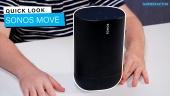 Nopea katsaus - Sonos Move