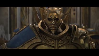 Warhammer Age of Sigmar: Tempestfall - elokuvallinen traileri