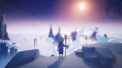 Omno - The Forgotten Lands -traileri
