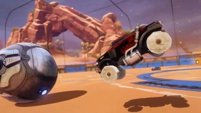 Rocket League - Season 4 Rocket Pass Traileri