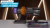Nopea katsaus - Dyson V15 Detect Absolute Extra