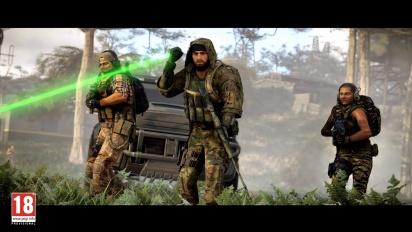 Ghost Recon Frontline - paljastustraileri