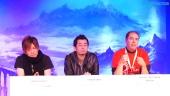 Final Fantasy XIV - Q&A Dev Panel - Fan Festival London 2014