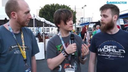 E3 2015: Videoblogi 2. päivältä