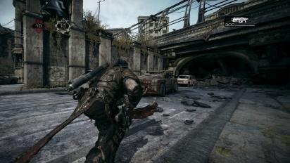 Gears of War: Ultimate Edition -betapelikuvaa